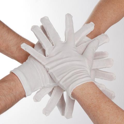 Prevent Zink-Handschuhe