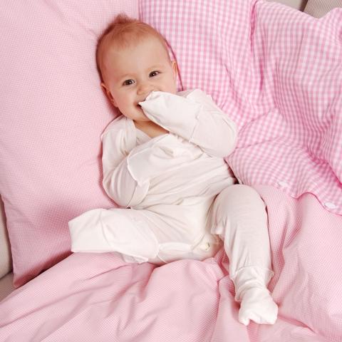 Preventino Overall aus Baumwolle