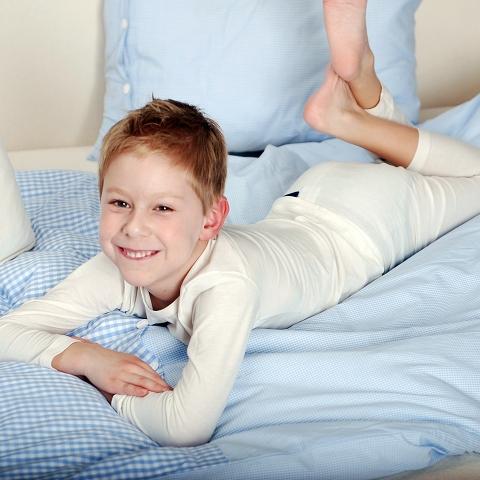 Preventino Langarm-Shirt aus Lyocell plus Zink für Kinder